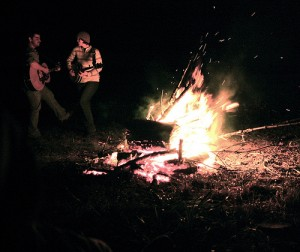 Campfire Songs, Photo by miamabanta @ Flickr